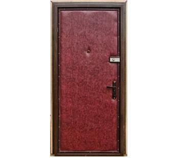 железные уголковые двери