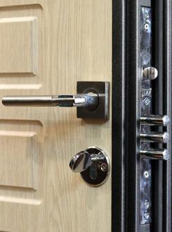 установить металлическая уличную дверь в подъезд цена чеховский район