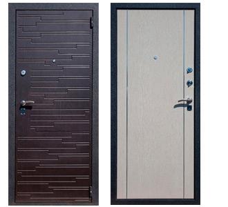 купить металлическую дверь толщиной 80