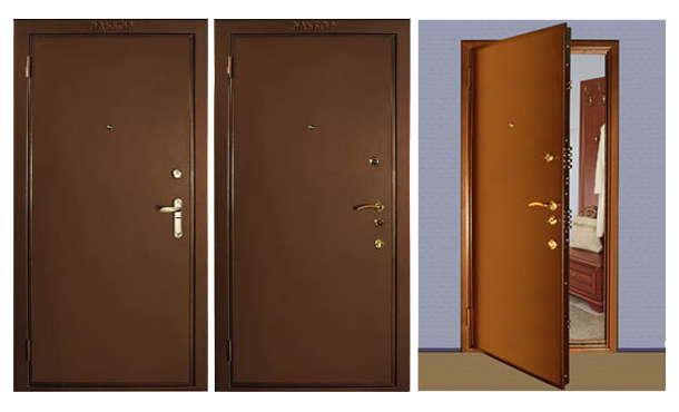 Porte a glissiere pour placard